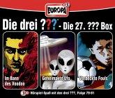 3er Box / Die drei Fragezeichen Bd.79-81 (3 Audio-CDs)