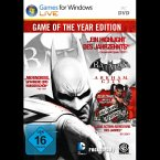 Batman: Arkham City - Game of the Year Edition (Download für Windows)