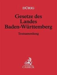 Gesetze des Landes Baden-Württemberg (ohne Fort...
