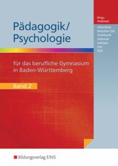 Pädagogik/Psychologie. Lehr-/Fachbuch. Baden-Wü...