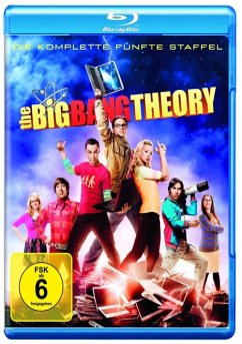 The Big Bang Theory - Die komplette fünfte Staffel - Johnny Galecki,Jim Parsons,Kaley Cuoco