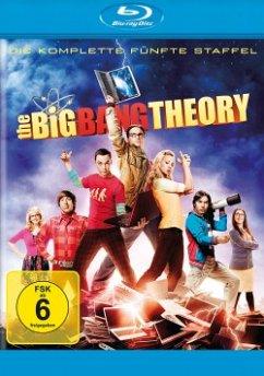 The Big Bang Theory - Die komplette fünfte Staf...