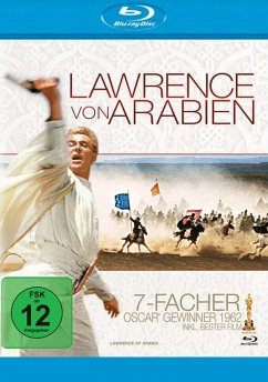 Lawrence von Arabien - 2 Disc Bluray