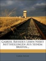 Gabriel Riesser's Gesammelte Schriften.