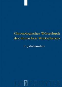 Der Wortschatz des 9. Jahrhunderts (eBook, PDF)