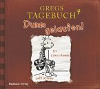 Dumm gelaufen! / Gregs Tagebuch Bd.7 (1 Audio-CD)