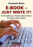E-Book- Just write it! (eBook, ePUB)