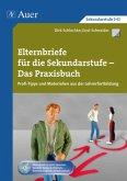 Elternbriefe für die Sekundarstufe - Das Praxisbuch, m. CD-ROM