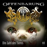 Die Zahl des Tieres / Offenbarung 23 Bd.44 (1 Audio-CD)