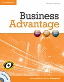 Business Advantage C1-C2. Advanced. Personal Study Book with Audio