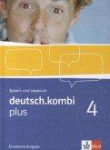 deutsch.kombi plus. Erweiterungsband 8. Klasse. Sprach- und Lesebuch. Allgemeine Ausgabe für differenzierende Schulen