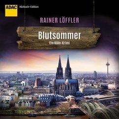 Blutsommer / Martin Abel Bd.1 (MP3-Download) - Löffler, Rainer