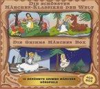 Grimms Märchen Boxset, 4 Audio-CDs