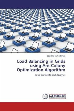 Load Balancing in Grids using Ant Colony Optimization Algorithm