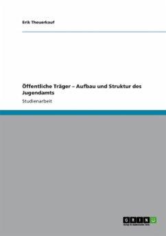 Öffentliche Träger - Aufbau und Struktur des Jugendamts