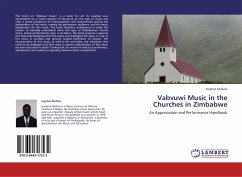 Vabvuwi Music in the Churches in Zimbabwe
