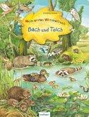Mein erstes Wimmelbuch - Bach und Teich