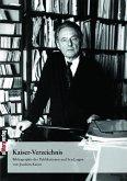 Kaiser-Verzeichnis (eBook, PDF)