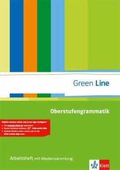 Green Line. Oberstufengrammatik. Arbeitsheft mit CD-ROM