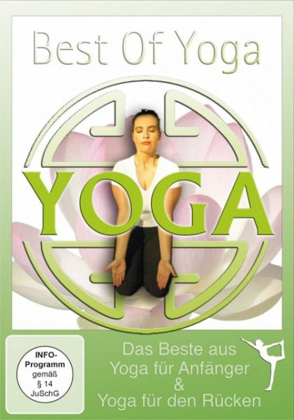 best of yoga das beste aus yoga f r anf nger yoga f r den r cken film auf dvd. Black Bedroom Furniture Sets. Home Design Ideas