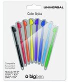 Wii U - Stylus Set Rainbow
