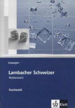 Lambacher-Schweizer. Sekundarstufe II. Analysis...