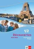 Découvertes Série bleue 1 und 2. 99 grammatische Übungen. ab Klasse 7
