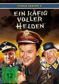 Ein Käfig voller Helden - Staffel 6 - Richard Dawson,Robert Clary,Werner Klemperer