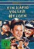Ein Käfig voller Helden - Staffel 4.1 - 2 Disc DVD
