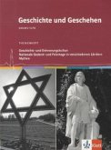 Geschichte und Geschehen - Oberstufe. Themenheft Geschichte- und Erinnerungskultur: Nationale Gedenk- und Feiertage
