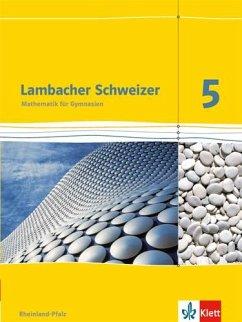 Lambacher Schweizer. 5. Schuljahr. Schülerbuch....
