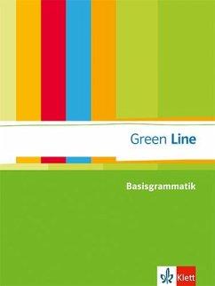 Green Line. Basisgrammatik. Sekundarstufe I. Ausgabe 2013