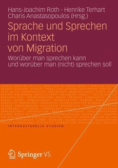 Sprache und Sprechen im Kontext von Migration