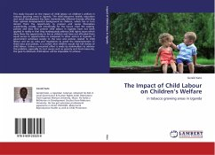 The Impact of Child Labour on Children's Welfare