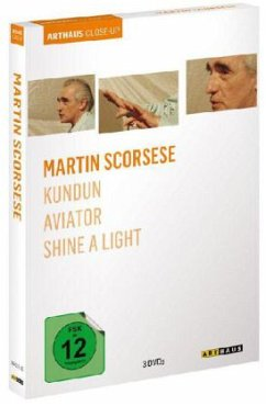 Martin Scorsese: Arthaus Close-Up (3 Discs)