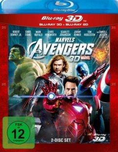 Marvel's The Avengers BLU-RAY Box