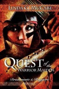 Quest of the Warrior Maiden - McCabe, Linda C.