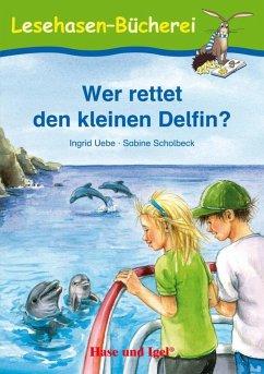Wer rettet den kleinen Delfin?