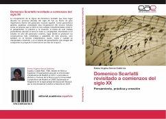 Domenico Scarlatti revisitado a comienzos del siglo XX