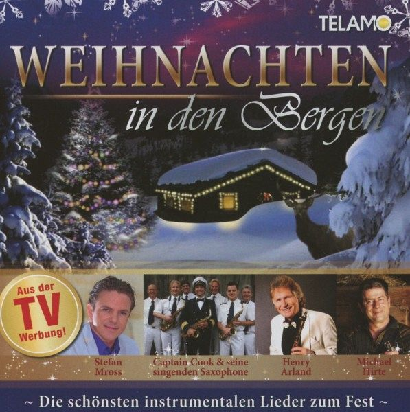 weihnachten in den bergen auf audio cd portofrei bei. Black Bedroom Furniture Sets. Home Design Ideas