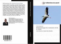 Méthodologie du mémoire et de la thèse - Diangitukwa, Fweley