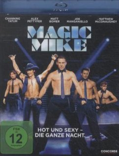 Magic Mike - Channing Tatum/Alex Pettyfer