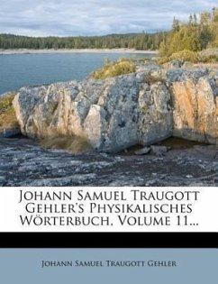 Johann Samuel Traugott Gehler's physikalisches Wörterbuch, Siebenter Band