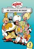 Mosaik von Hannes Hegen: Die Digedags im Orient, Bd. 1