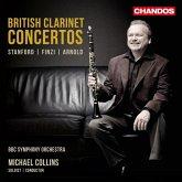 Britische Klarinettenkonzerte