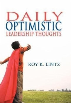 Daily Optimistic Leadership Thoughts