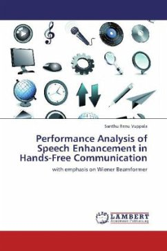 Performance Analysis of Speech Enhancement in Hands-Free Communication