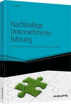 Nachhaltige Unternehmensführung - Binder, Ursula
