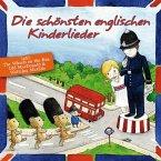 Die schönsten englischen Kinderlieder, 1 Audio-CD