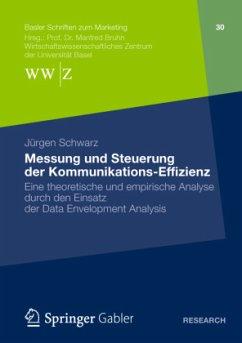 Messung und Steuerung der Kommunikations-Effizienz - Schwarz, Jürgen